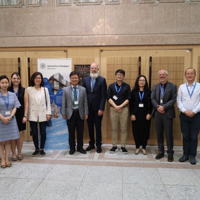 Alumni-Treffen Seoul