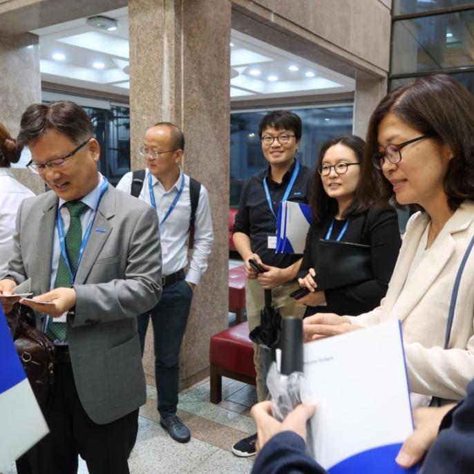 Alumni-Treffen in Seoul